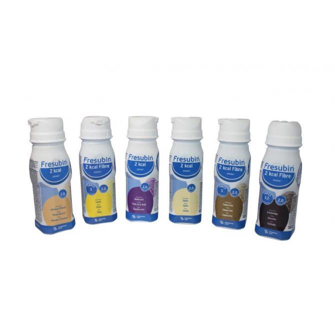 Fresubin Drink 2.0 kcal (Mischkarton), 24x200 ml